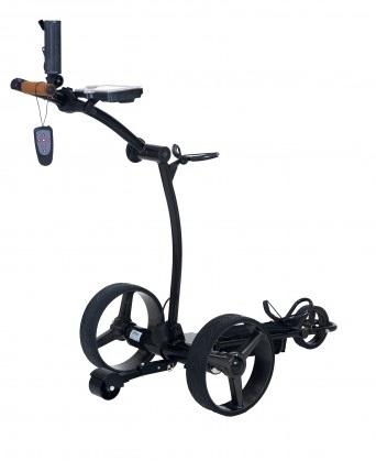elektro golf trolley leisure and sports blog. Black Bedroom Furniture Sets. Home Design Ideas