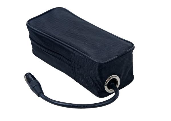 Batterietasche mit Batterie