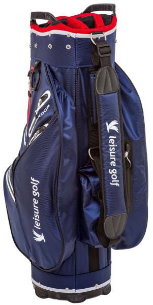 Aqua Protect Cartbag Blau/ Rot/ Weiß