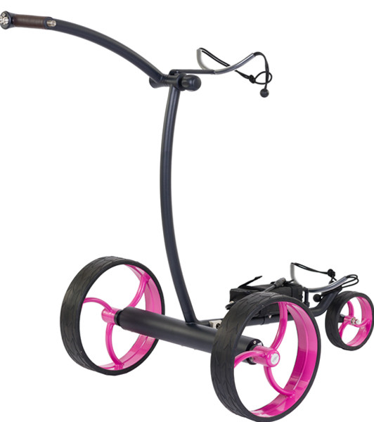 "Elektro Golftrolley Taurus Down Hill ""Black Edition"""
