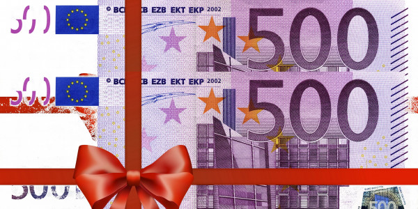 Geschenkgutschein 1.000€