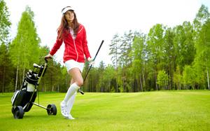 Golf Trolleys online kaufen - Leisure Sports