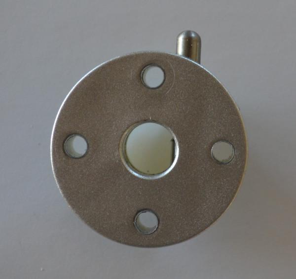 Felgenarretierung Silber links