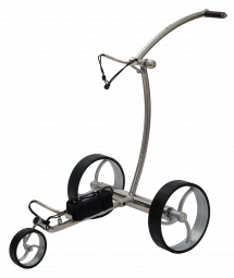 Elektro Golftrolley Taurus Down Hill Control Matt