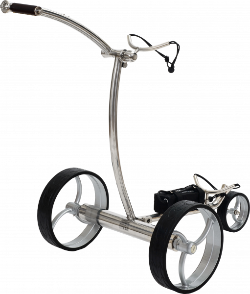 Elektro Golftrolley Taurus Down Hill Controll von Leisure-Sports.de
