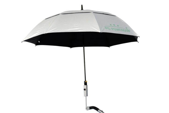 Golfschirm mit UV-Schutz