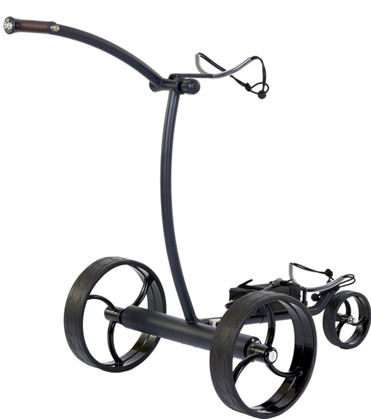 "Elektro Golftrolley Taurus DHC ""Black Edition"""